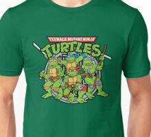 Teenage Mutant Ninja Turtles - Classic Unisex T-Shirt