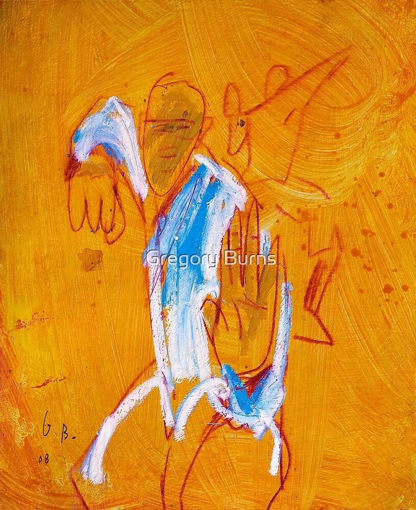 Shaolin Monk 3_LEOPARD by Gregory Burns