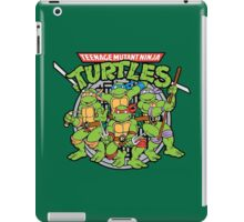 Teenage Mutant Ninja Turtles - Classic iPad Case/Skin