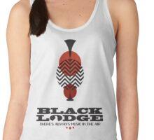 Twin Peaks- Black lodge Women's Tank Top