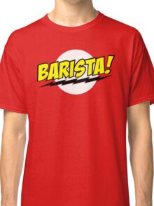 Barista Coffee Classic T-Shirt