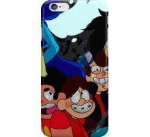 crossover iPhone Case/Skin