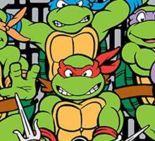 Teenage Mutant Ninja Turtles - 1987 Sticker