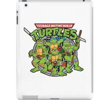 Teenage Mutant Ninja Turtles - 1987 iPad Case/Skin