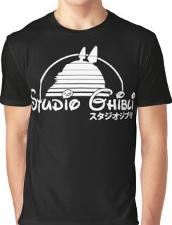 Studio ghibli Totoro Graphic T-Shirt