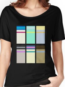 Minimalistic Background6 Women's Relaxed Fit T-Shirt