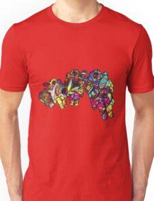 Space Voyage Unisex T-Shirt