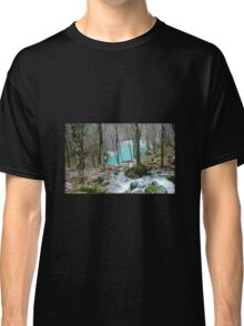 Nadiza River Near Napoleon Bridge Classic T-Shirt