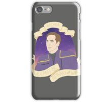 We Can't Be Afraid of the Wind iPhone Case/Skin