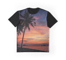 Koh Lanta Sunset Graphic T-Shirt