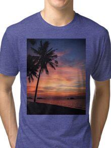 Koh Lanta Sunset Tri-blend T-Shirt