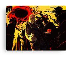 War Doctor Canvas Print