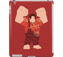 Wreck it Ralph iPad Case/Skin