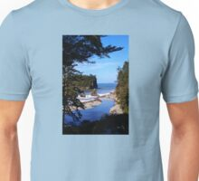 spectacular ruby beach, wa, usa Unisex T-Shirt