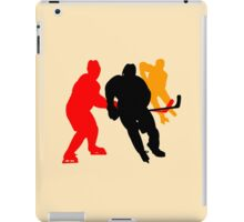 Hockey moments and players iPad Case/Skin