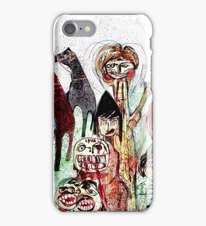 The Horses iPhone Case/Skin