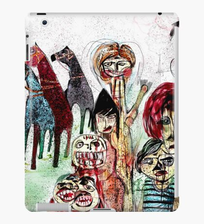 The Horses iPad Case/Skin