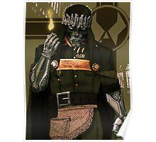 Doctor Doom Poster