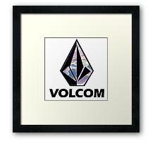 Volcom  Framed Print