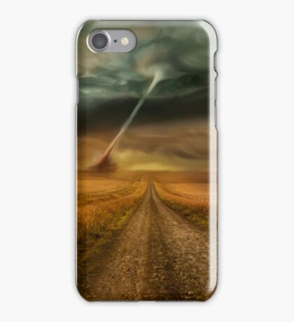 Midwest Plains iPhone Case/Skin