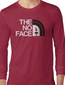 The No Face Long Sleeve T-Shirt