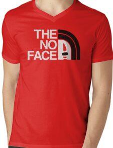 The No Face Mens V-Neck T-Shirt