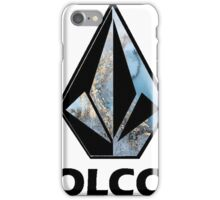 VOLCOM logo iPhone Case/Skin