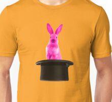 PINK RABBIT MAGIC Unisex T-Shirt