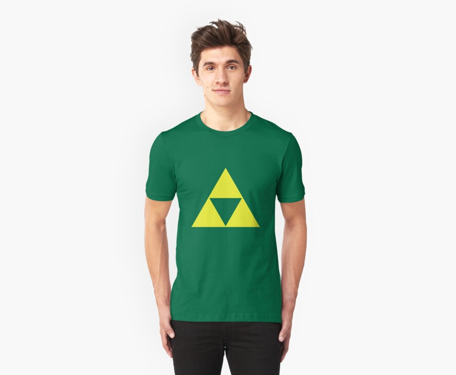 triforce by vectoria