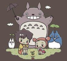 My Neighbor Totoro studio Ghibli Baby Tee