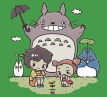 My Neighbor Totoro studio Ghibli Kids Tee