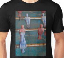 Old Table Football Figures Unisex T-Shirt