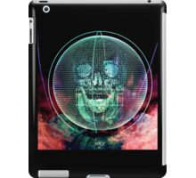 Wire Skull 02 iPad Case/Skin