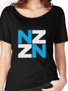 New Zealand Women's Relaxed Fit T-Shirt