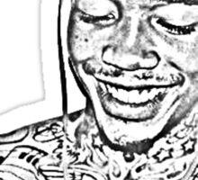 Dizzy Wright Sticker