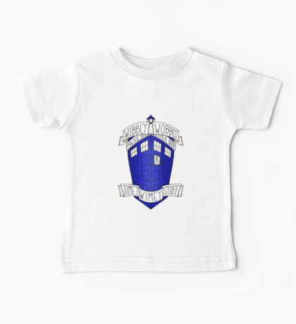 Doctor Who - TARDIS Baby Tee