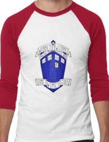 Doctor Who - TARDIS Men's Baseball ¾ T-Shirt