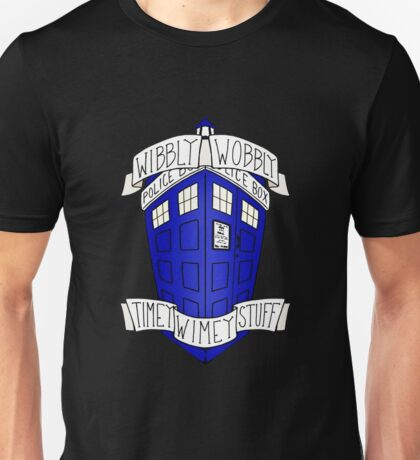 Doctor Who - TARDIS Unisex T-Shirt