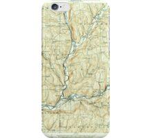 New York NY Unadilla 139424 1915 62500 iPhone Case/Skin