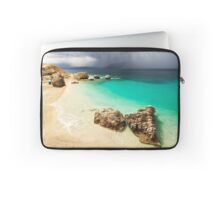 Fight of Shadow and Light - Travel Photography Laptop Sleeve