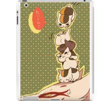 Nyanko sensei!! iPad Case/Skin