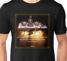 Budda Altar Unisex T-Shirt