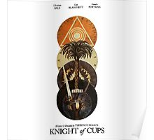 Knight Of Cups Poster Poster