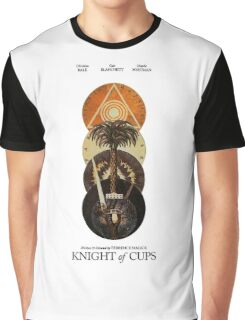 Knight Of Cups Poster Graphic T-Shirt
