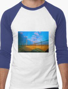 take me away from the city Men's Baseball ¾ T-Shirt