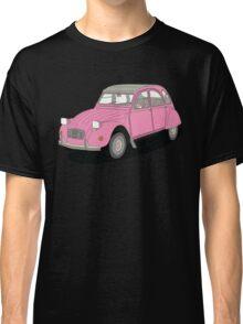 2cv pink Classic T-Shirt
