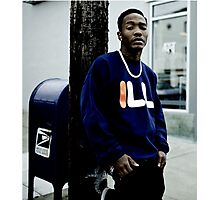 Dizzy Wright Coolin Photographic Print