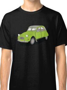 2cv green Classic T-Shirt