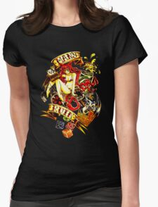 Man's Ruin Womens Fitted T-Shirt