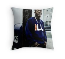 Dizzy Wright Coolin Throw Pillow